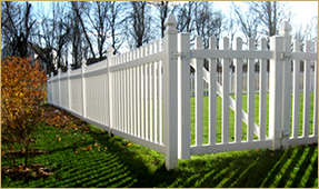 Picket Fence Styles