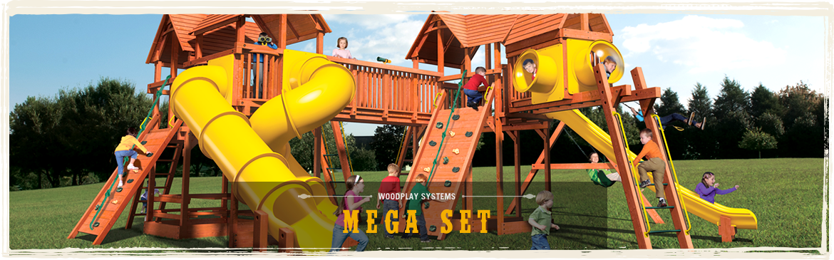 Woodplay Systems - Mega Set