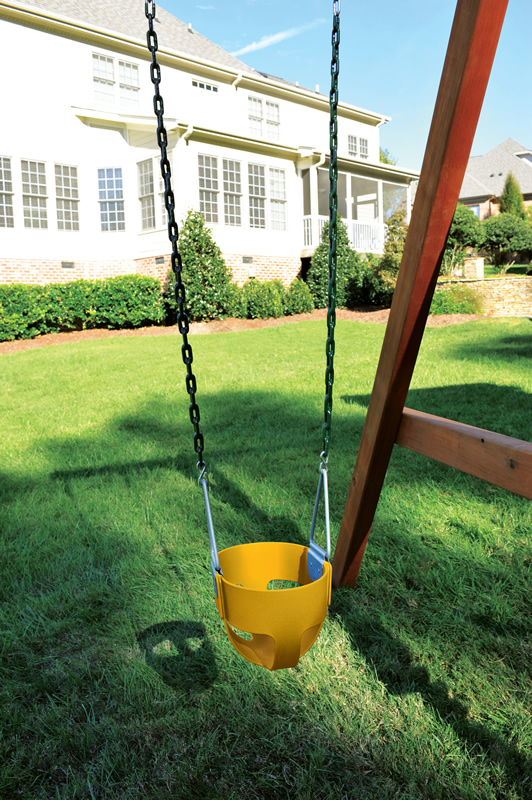 rainbow bucket swing 3