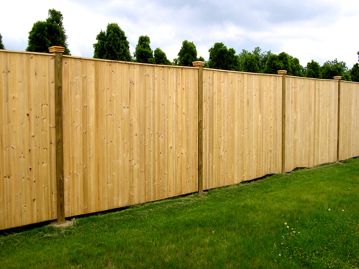 cedar wood fence gallery new york cedar wood fence new york. Black Bedroom Furniture Sets. Home Design Ideas